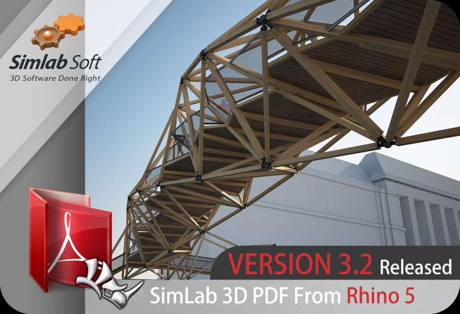 دانلود پلاگین SimLab 3D PDF
