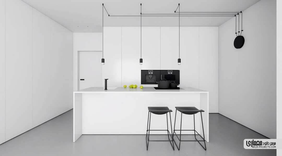 ایده طراحی آشپزخانه