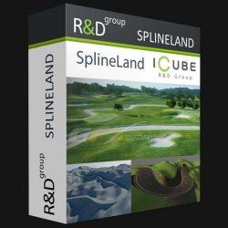 دانلود پلاگین SplineLand V1.042