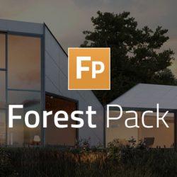 دانلود پلاگین ForestPack Pro 5.4