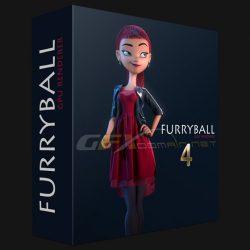 دانلود موتور رندر FurryBall 4.6