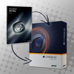 دانلود پلاگین Max To Cinema4D v3.4