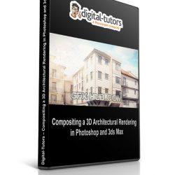 آموزش کامپوزیت رندر در Photoshop و 3ds Max