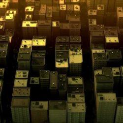 آموزش ساخت شهر در 3dsMax با پلاگین GhostTown