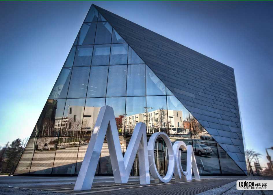 موزه هنرهای معاصر کلیولند آمریکا
