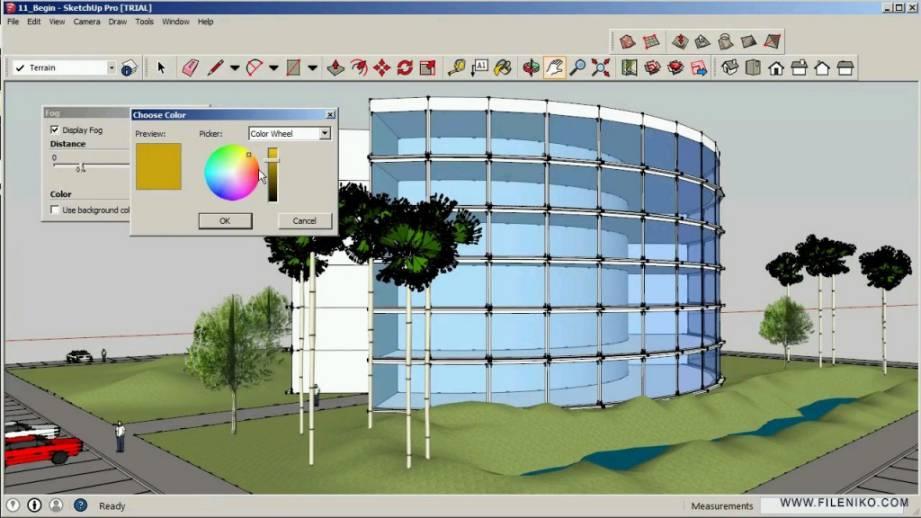 آموزش طراحی سایت پلان در اسکچاپ