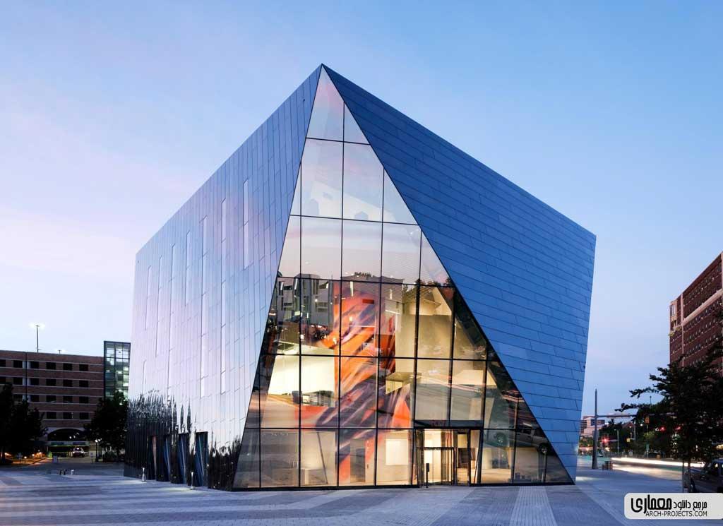 موزه هنرهای معاصر کلیولند آمریکا - فرشید موسوی