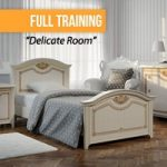 آموزش طراحی داخلی اتاق خواب در 3dmax
