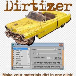 دانلود اسکریپت Dirtizer 1.3