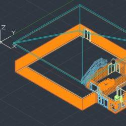 آموزش AutoCAD Architecture 2018