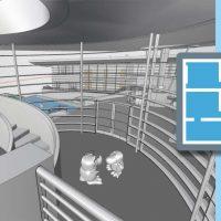 آموزش طراحی داخلی در راینو