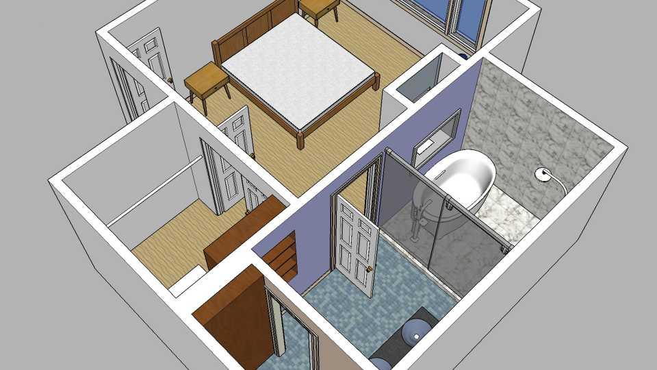 آموزش ترسیم جزئیات معماری در اسکچاپ