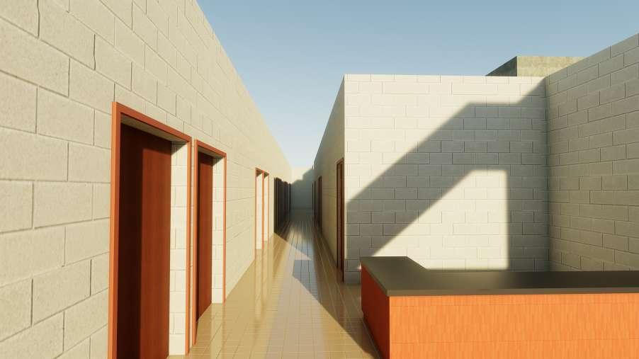 آموزش شبیه سازی معماری در رویت