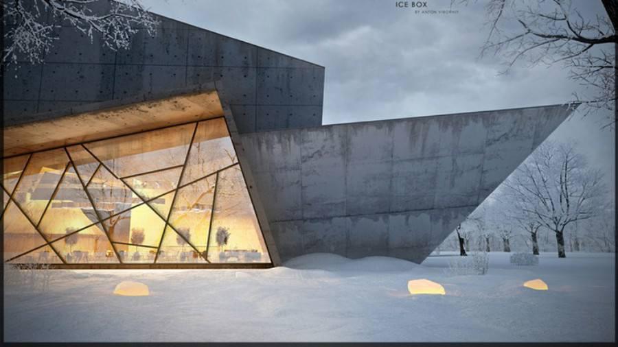 آموزش پیشرفته شبیه سازی معماری با تری دی مکس و وی ری