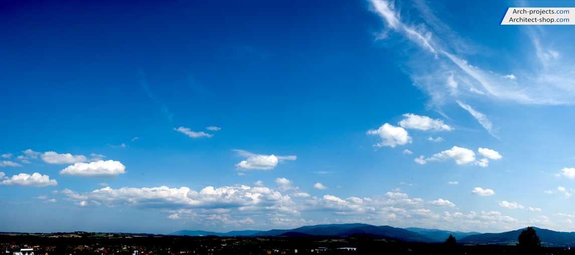 دانلود بک گراند آسمان