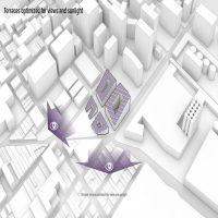 آموزش طراحی دیاگرام کانسپت معماری در راینو