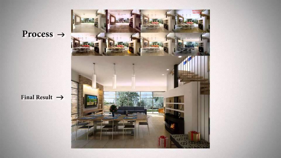آموزش حرفه ای طراحی داخلی در وی ری