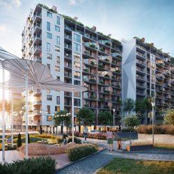 دانلود پلان و پروژه طراحی شهرک مسکونی