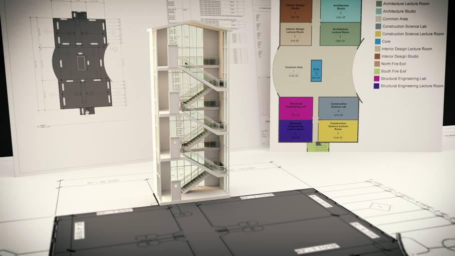 آموزش طراحی معماری در Revit