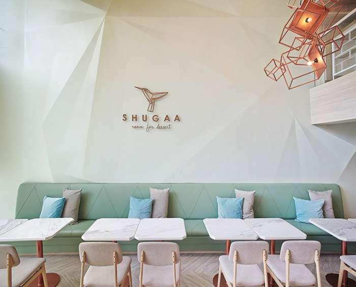 ایده های طراحی داخلی کافه