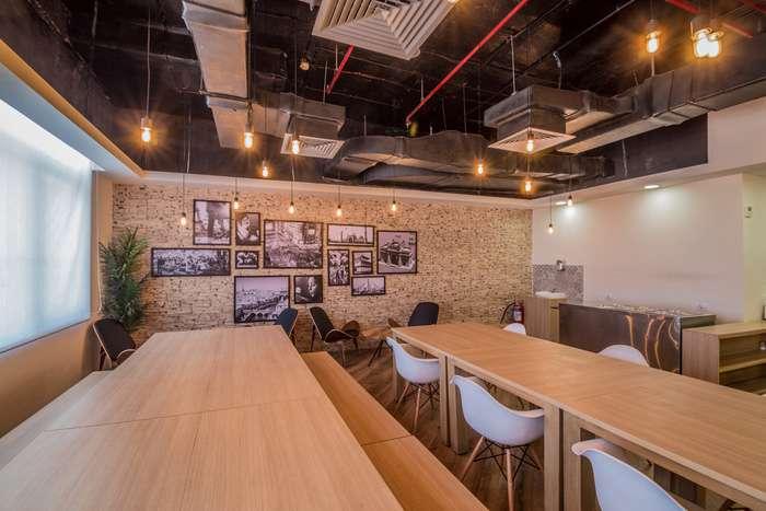 طراحی داخلی دفتر کار نیسان
