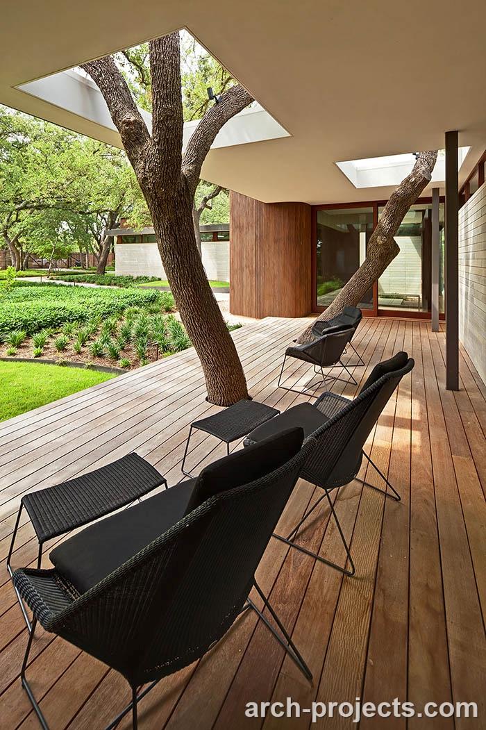 تعامل با طبیعت در معماری