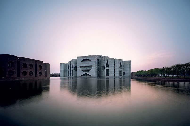 ساختمان مجلس ملی بنگلادش