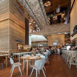 رستوران اوپن هاوس در سنترال امباسی – با معماری کلین دیتام