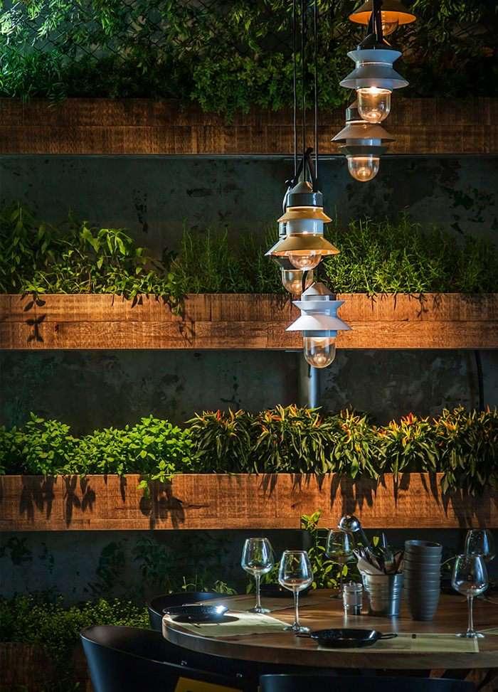 رستوران سبز