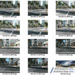 تصاویر hdri فضای شهری