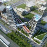 دانلود پلان مجتمع مسکونی با رویکرد معماری پایدار