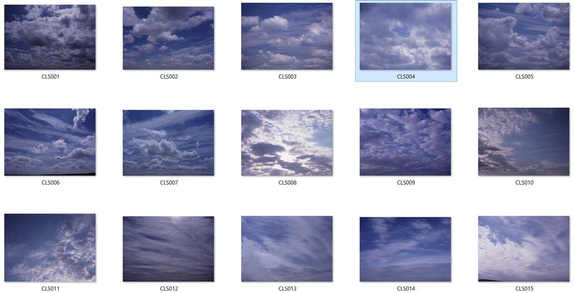 دانلود مجموعه عکس بک گراند با کیفیت بالا با موضوعات ورزشی: دانلود بک گراند آسمان ابری و نیمه ابری ویژه رندرینگ و پست