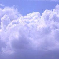 دانلود بک گراند آسمان ابری