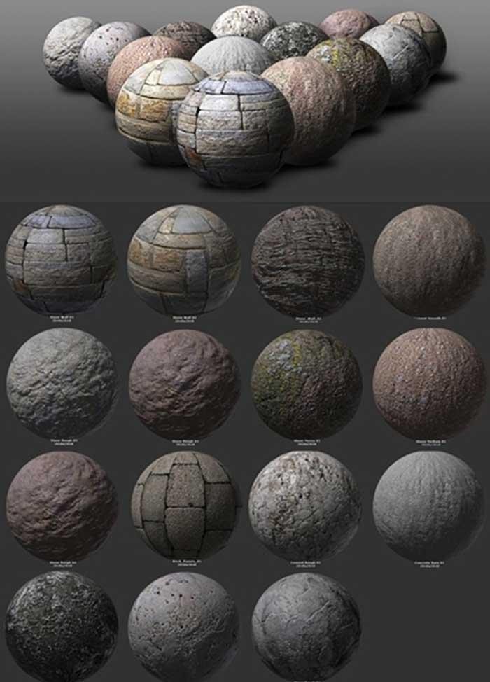 تکسچر سنگ با کیفیت