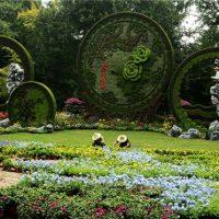 رساله انستیتو پرورش و نمایش گل و گیاه