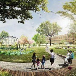 رساله پارک شهری