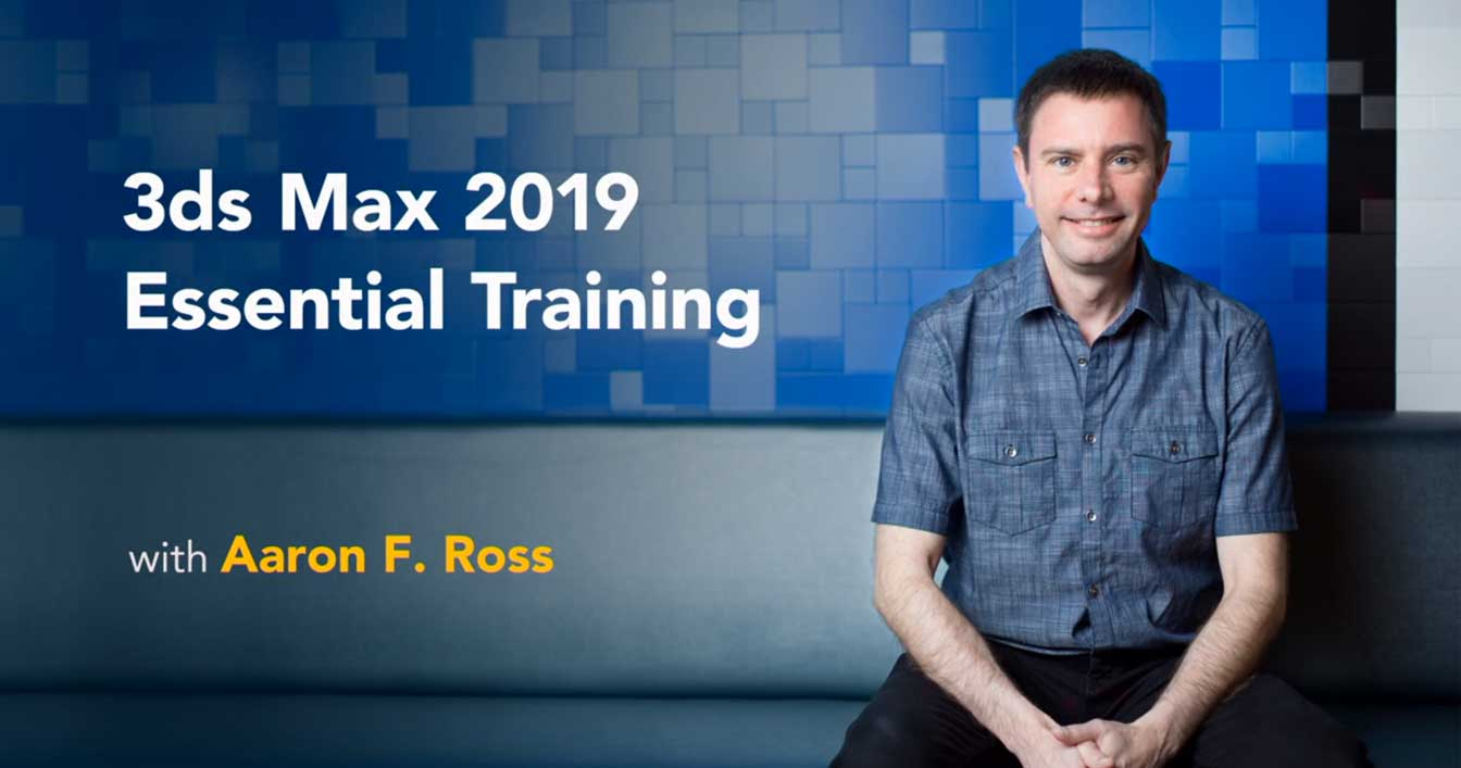 آموزش 3ds max 2019