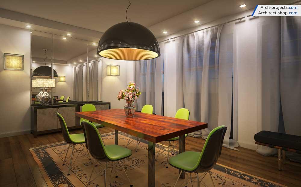آموزش طراحی داخلی و رندرینگ حرفه ای در مکس و وی ری