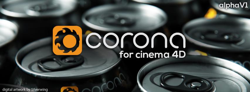 آموزش کرونا در Cinema 4d