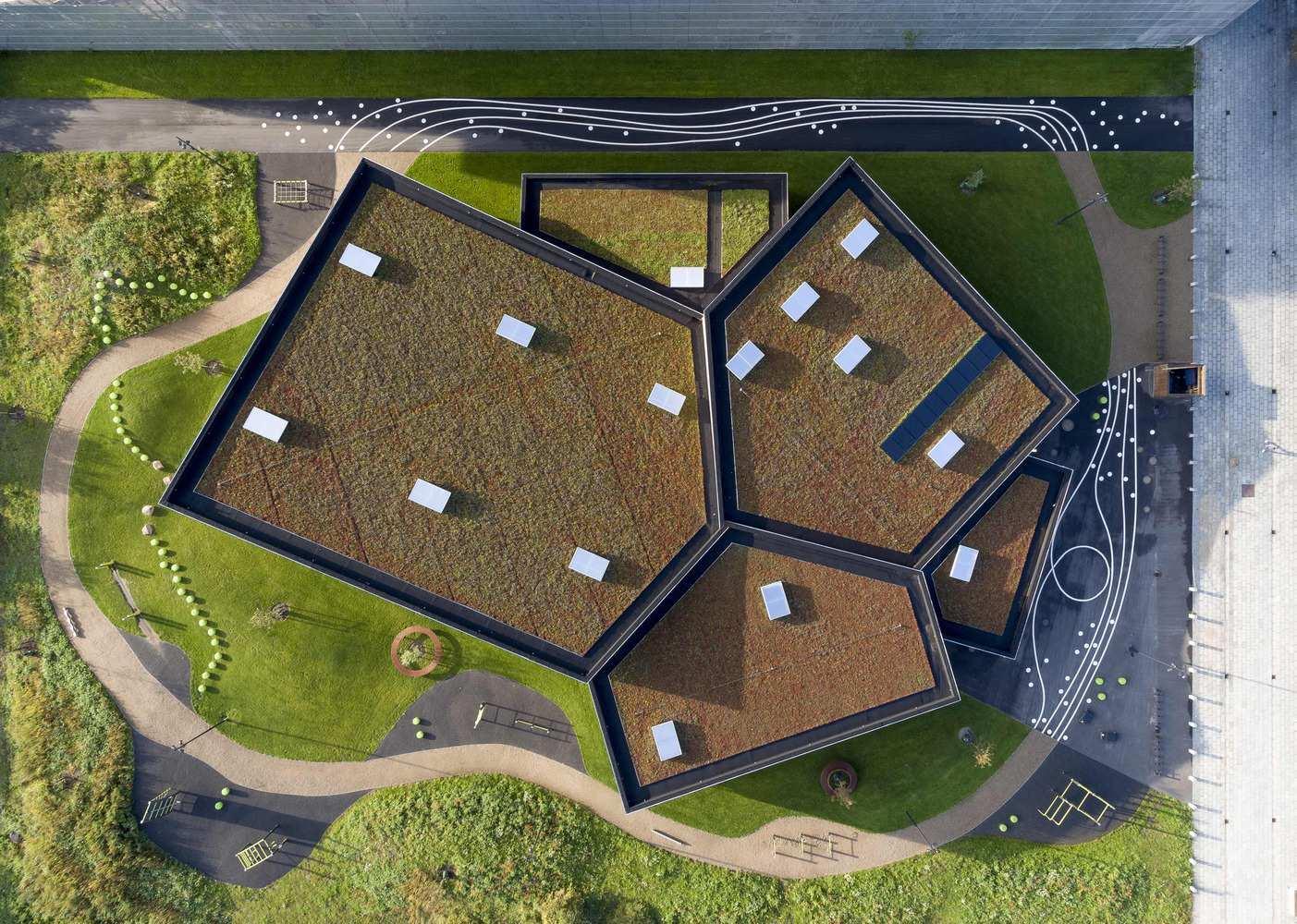 طراحی فضای ورزشی