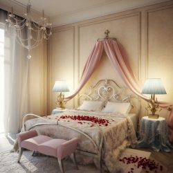 دانلود رایگان آموزش 3dmax طراحی اتاق خواب کلاسیک
