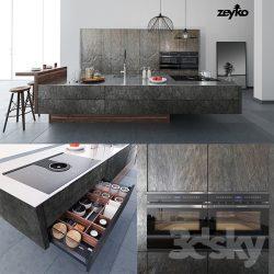 دانلود آبجکت کابینت آشپزخانه – 30 مدل