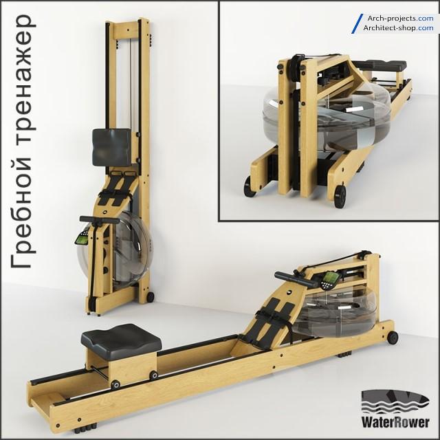 دانلود مدل سه بعدی لوازم ورزشی