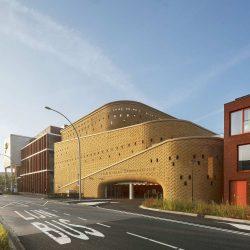 طراحی پارکینگ طبقاتی به سبک آسیای مرکزی در هلند