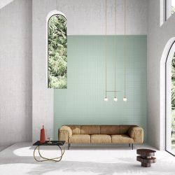 خلق فضای معماری با استفاده از سرامیک