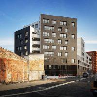 طراحی مجتمع مسکونی پایدار