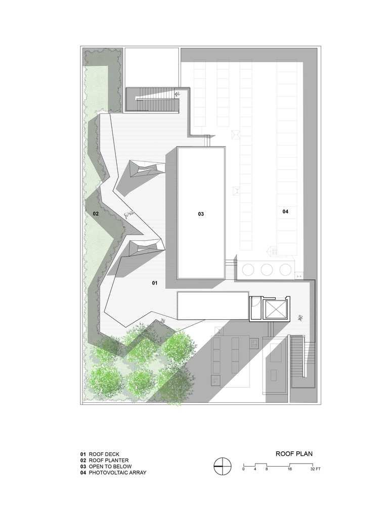 معماری مجتمع مسکونی