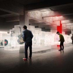 طراحی موزه موسیقی در آمریکا