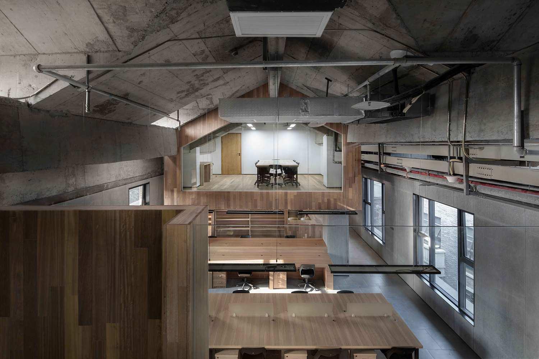 طراحی داخلی شرکت اداری