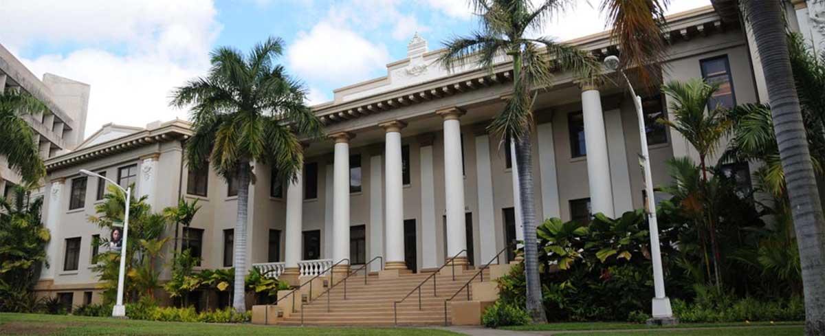 دانشگاه با سبک معماری کلاسیک